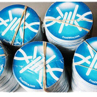 Five Free Frostwire Stickers