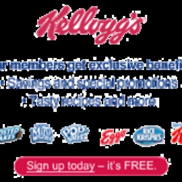 Kellogg's Coupon