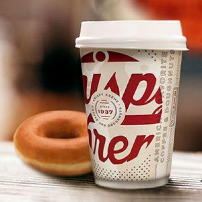 Krispy Kreme: Free Coffee Sept 29 - Oct 1