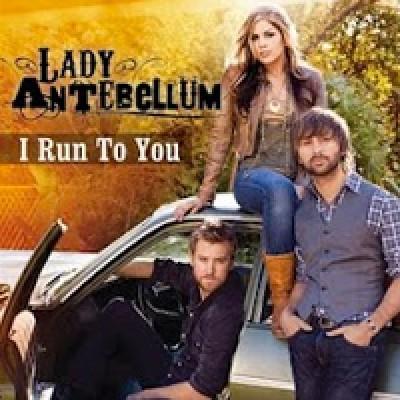 Free Lady Antebellum Single: I Run To You
