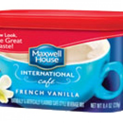 Save a $1.00 On Maxwell House International