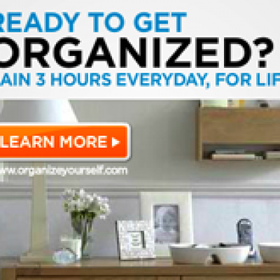 Organize Yourself For Life!