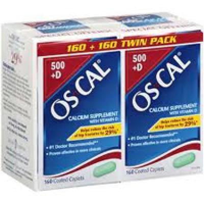 OsCal Calcium Supplement Coupon