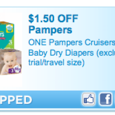 """""""High Value"""" Pampers Cruisers"""