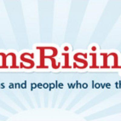 Free MomsRising Bumper Sticker