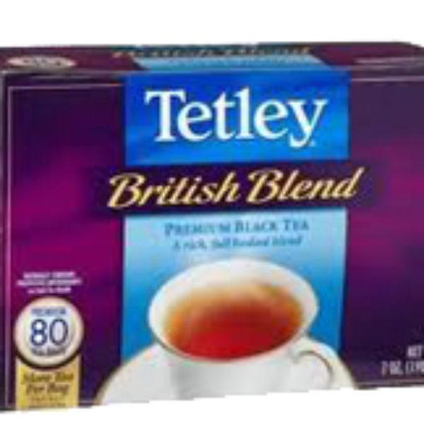 Money Saving Coupons At Tetley Tea