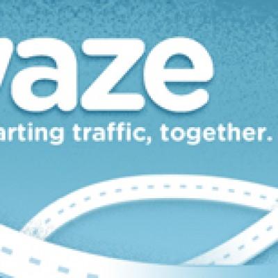Free Waze 'Secret Society' Sticker or Magnet