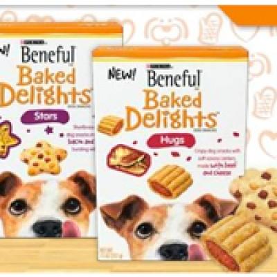 Free Beneful Baked Delights Samples