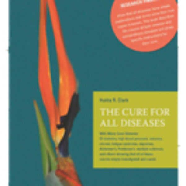 Free 'The Cure For All Diseases' Book