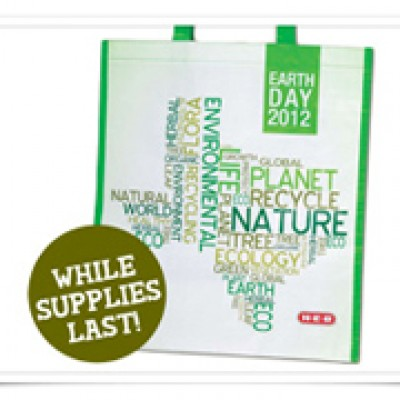 Earth Day Bag Giveaway