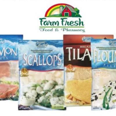 Free 4oz Ocean Market Seafood at Farm Fresh Stores