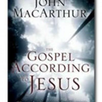 Free 'The Gospel According To Jesus' Hardcover Book