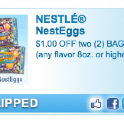 Nestle NestEggs Coupon