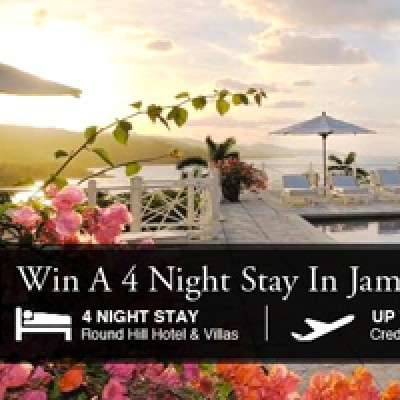 Win A 4-Night Stay In Jamaica