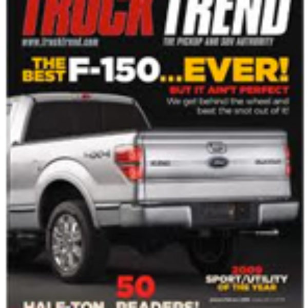 Free Truck Trend Magazine Subscription « Oh Yes It's Free