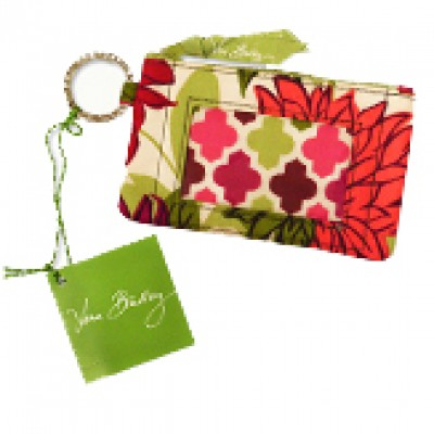 Free Vera Bradley Zip ID Case - Indiana Residents Only