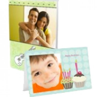 Free Walgreens 5x7 Folded Card