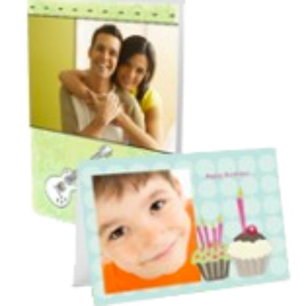 Free Walgreens 5x7 Folded Card