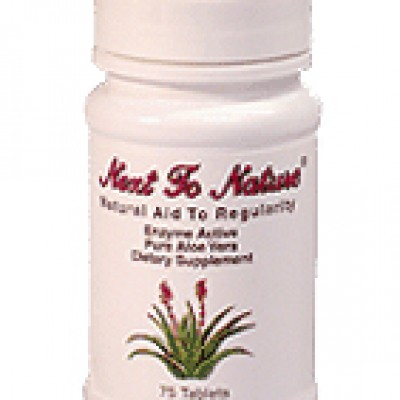 Free Sample: Next to Nature Natural Laxative
