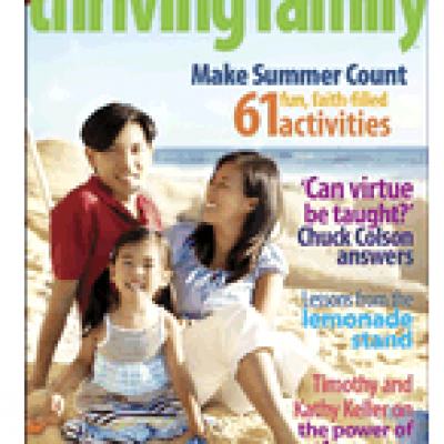 Free Thriving Family Magazine Subscription