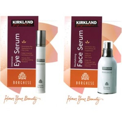 Costco Members Only - Free Sample of Borghese Revitalizing Serum