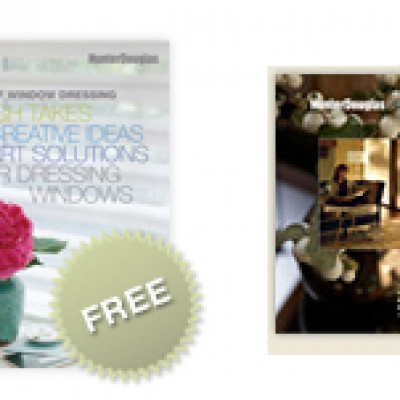 Free Art of Window Dressing Idea Booklet