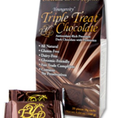Free Triple Treat Chocoalte Samples