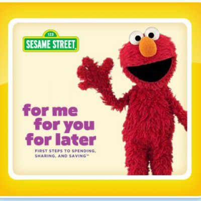 "Free Sesame Street ""For Me, for You, for Later""™ Kit"