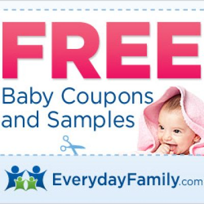 Free Baby Coupons & Samples