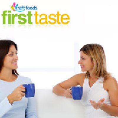 Kraft First Taste Club