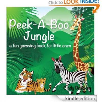 Free Kindle eBook: Peek-A-Boo Jungle