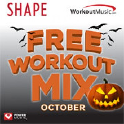 Free Shape October Workout Music
