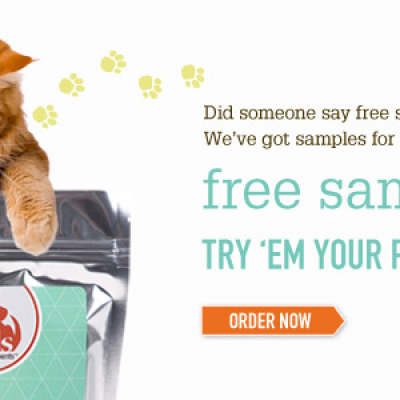Free Tails Pet Supplement Samples