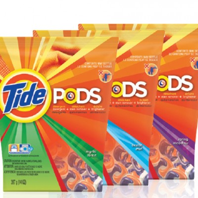 Family Dollar Tide PODS Giveaway