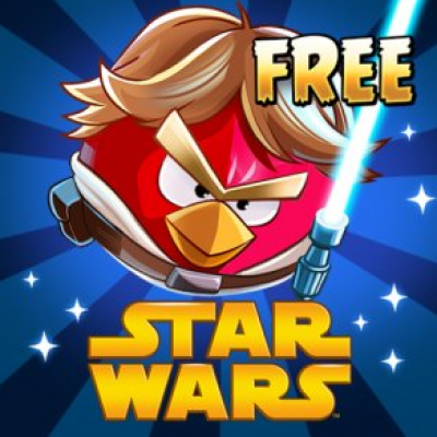 Free Angry Birds Star Wars