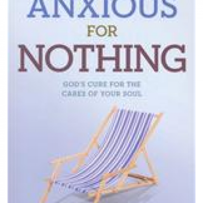 Free Book: Anxious For Nothing