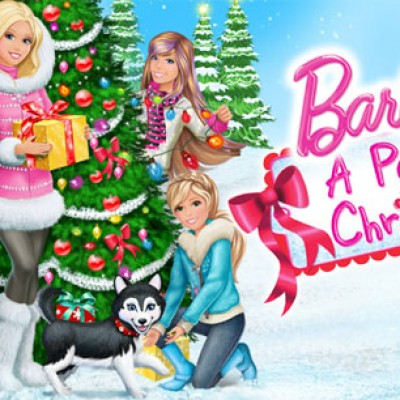 Amazon: Barbie A Perfect Christmas DVD Only $4.96