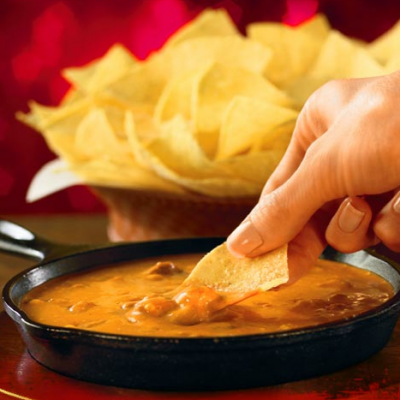 Free Chili's Chips and Queso