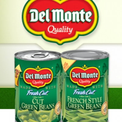 Del Monte Green Beans Coupon