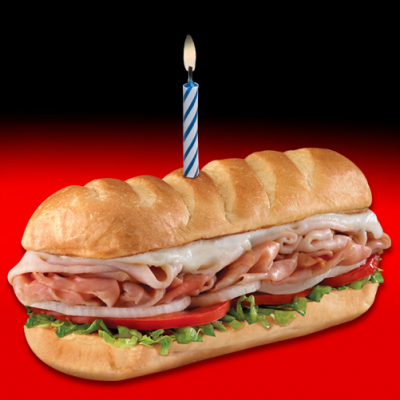Free Sub on Your Birthday: Firehouse Subs