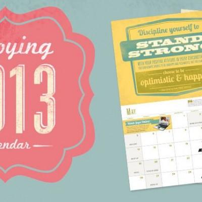 Free Joyce Meyer 2013 Calendar