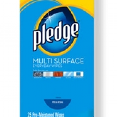 Pledge Clean, Wipe & Go Sweepstakes