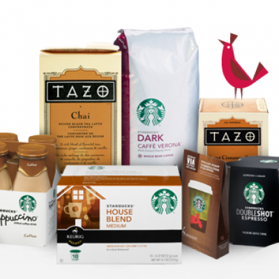 Free $5 Starbucks Gift Card W/ Purchase