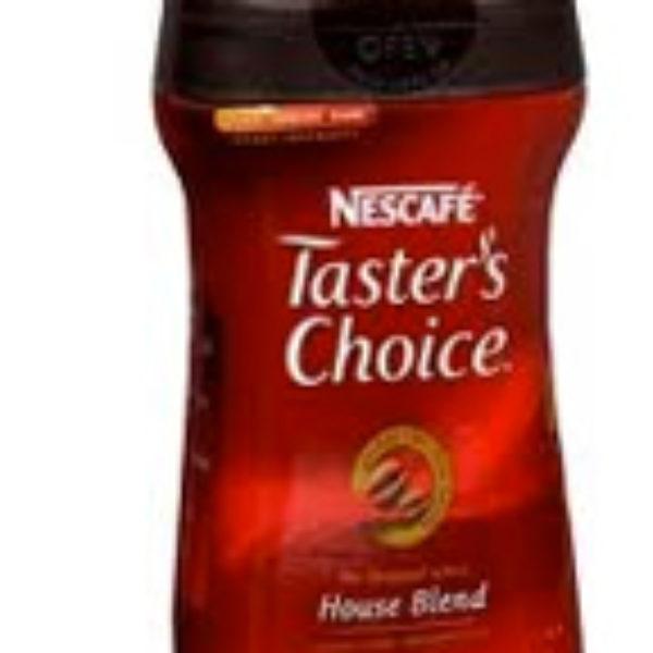 Free Tasters Choice Samples