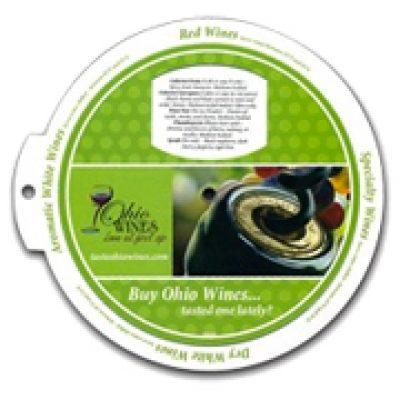 Free Ohio Wine Wheel and Brochure