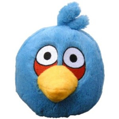 Angry Birds Plush Sale: $2.99 (Reg $11.99)