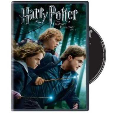 Harry Potter and the Deathly Hallows DVD Sale