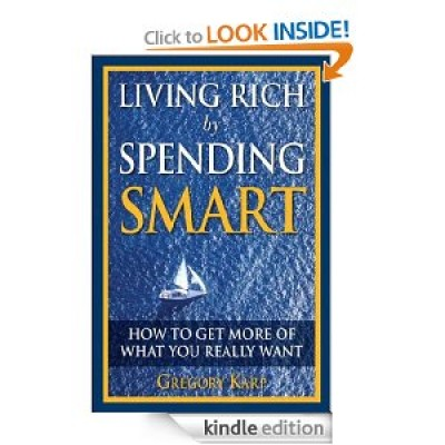 Free Kindle Book: Living Rich by Spending Smart