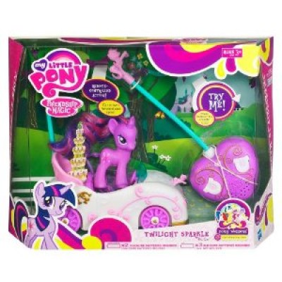 My Little Pony Remote Control Vehicle Sale $18.00