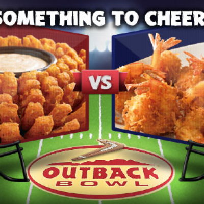Free Aussie-tizer at Outback Steakhouse W/ Purchase
